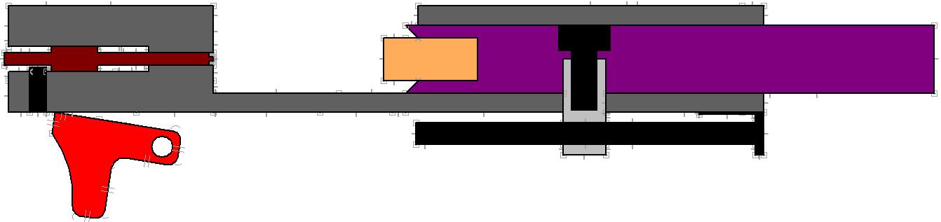 9mm Blank PAK - Single shot