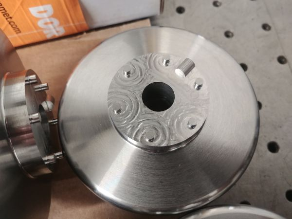 Machining Moulds / Molds on a CNC Lathe / Mill