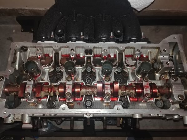 Test Engine for Engine Control Unit