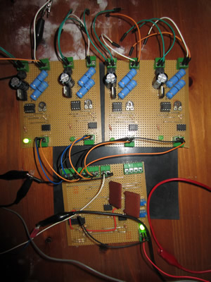 IGBT Driver with Propagation Delays