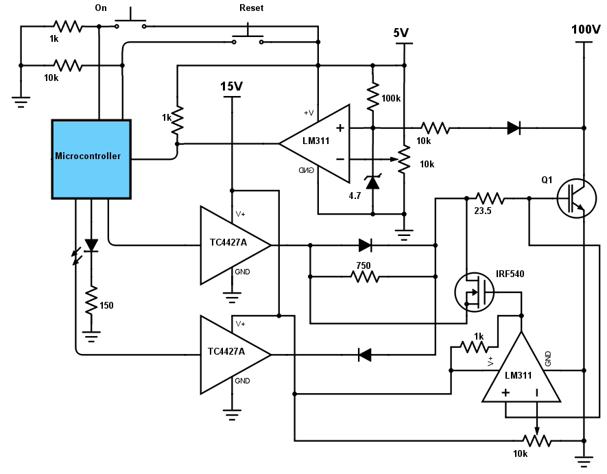 international ac wiring diagram international 9400 ac wiring diagram igbt driver circuit diagram page 3 wiring diagram and #7