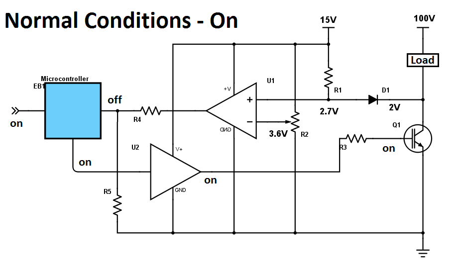 Igbt and mosfet desaturation protection igbt desaturation detection on ccuart Image collections
