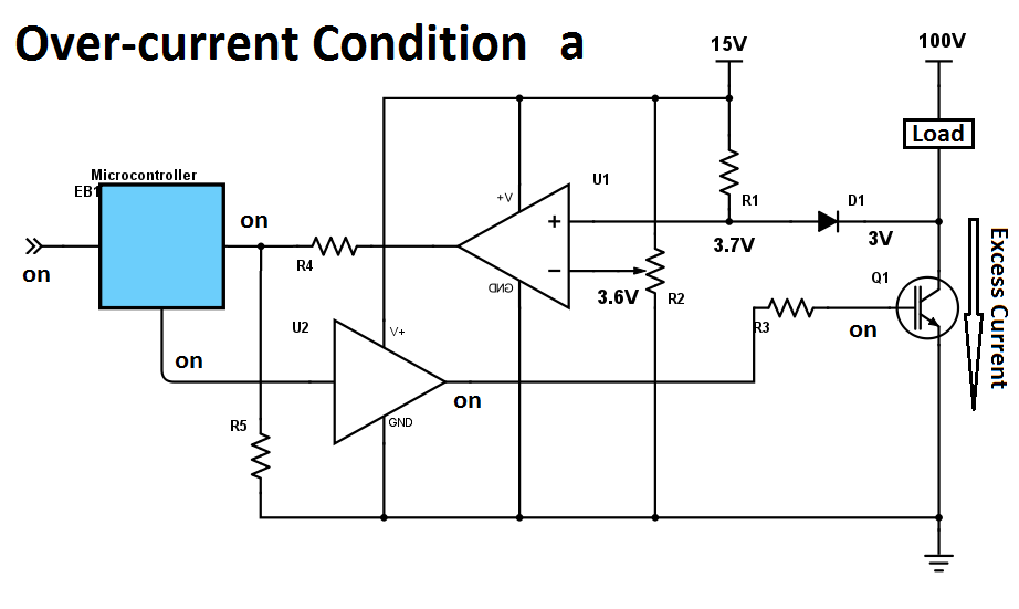 IGBT and MOSFET Desaturation Protection