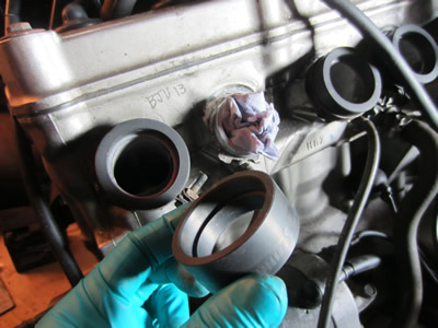 1998 Hornet Injection Project - Injector Body Seal